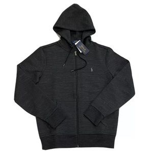 Polo Ralph Lauren Double Knit Hoodie Sweater